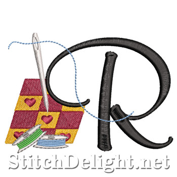 SDS1723 Sewing Font R