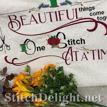 SDS1734 Sewing Quote