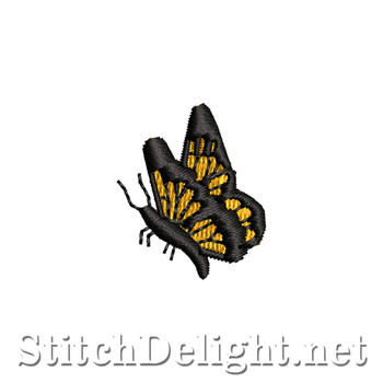 SDS1768 Fluttering Butterfly Combo