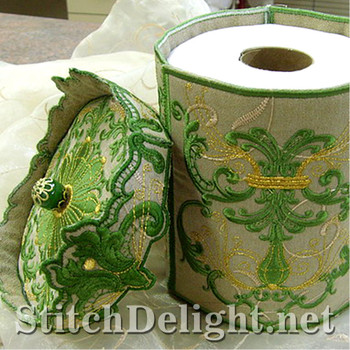 SD0529 Toilet Roll Covers