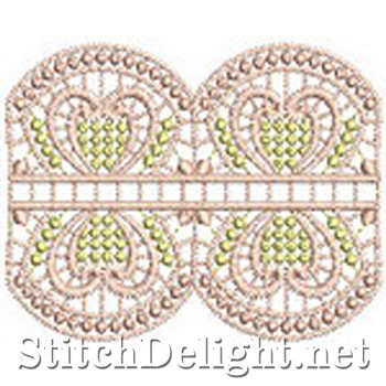 SD0568 Calista Lace Edging