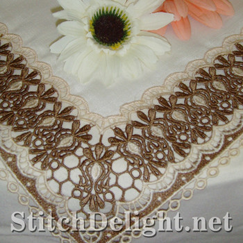 SD0569 Rosabel Lace Edging