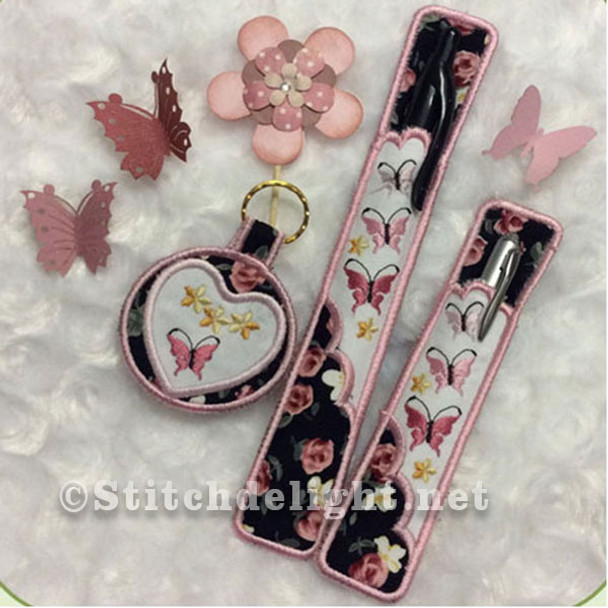 SDS0530 Ladies Pen holders and Key Fob