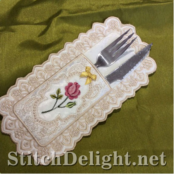 SDS0717 Cutlery Pouch