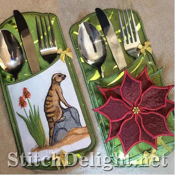 SDS0783 Cutlery Pouch