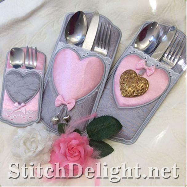 SDS0787 Cutlery Pouch