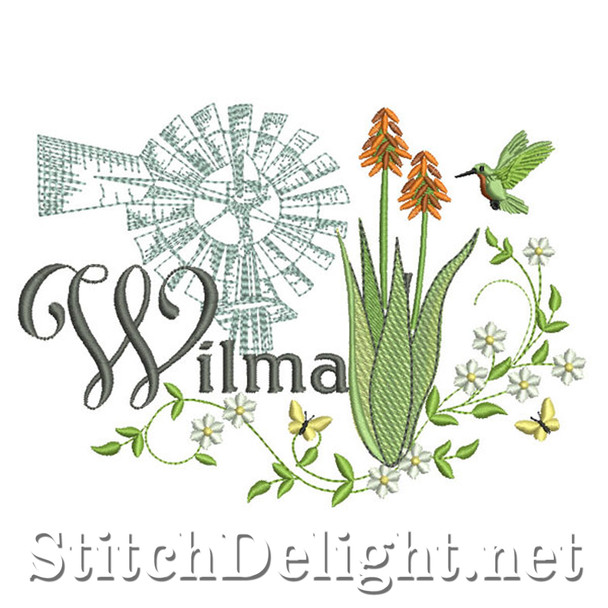 SDS0974 Wilma