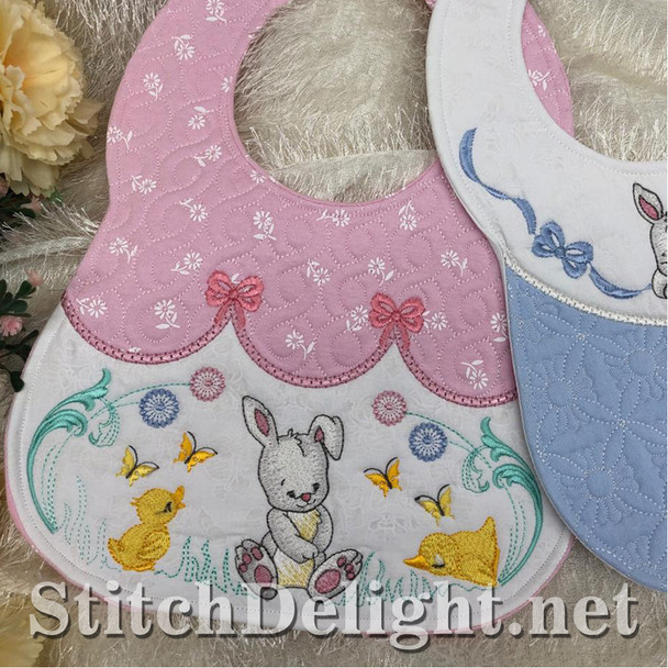 SDS1451 Quilted Baby Bibs