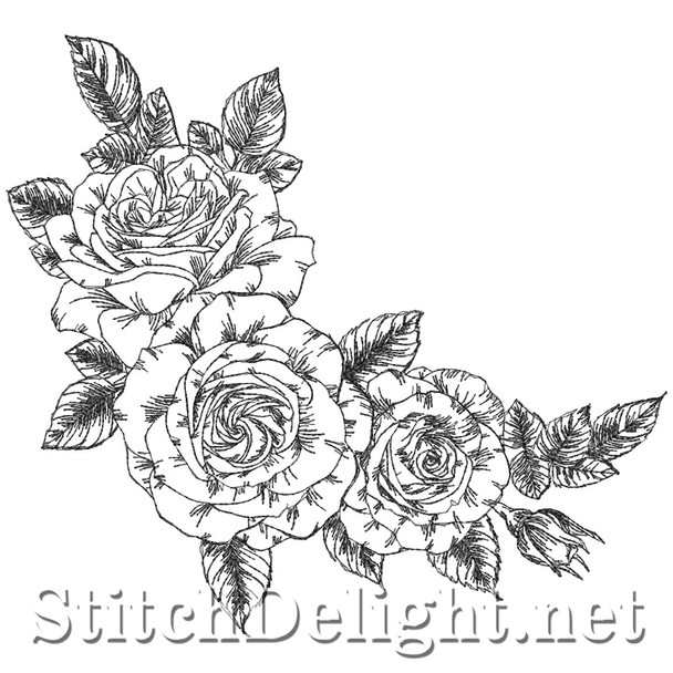 SD1484 Roses