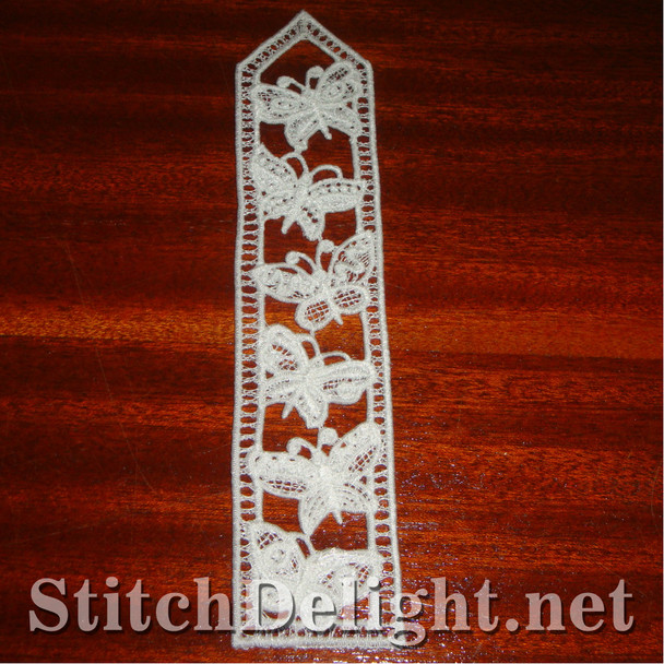 SD1105 Freestanding Lace Bookmark
