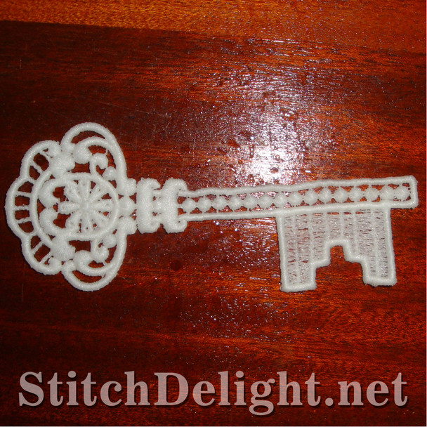 SD0923 Freestanding Lace Key
