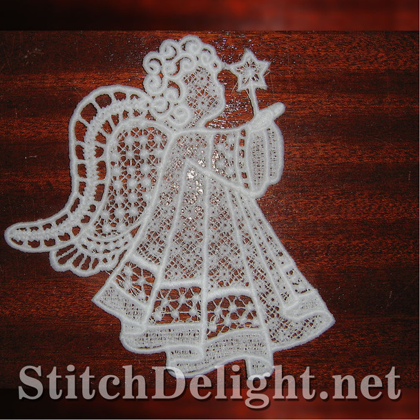 SD0953 Freestanding Lace Angel
