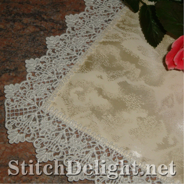 SD0818 Lace Edging
