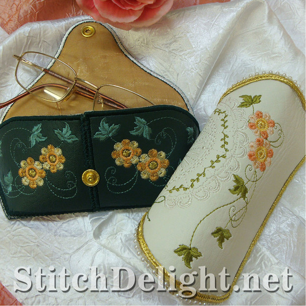 SD0837 Eyeglass Case 2