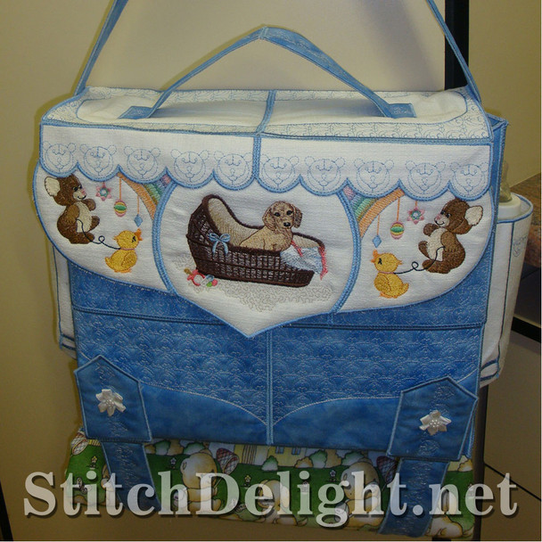 SD0872 Baby Diaper Tote