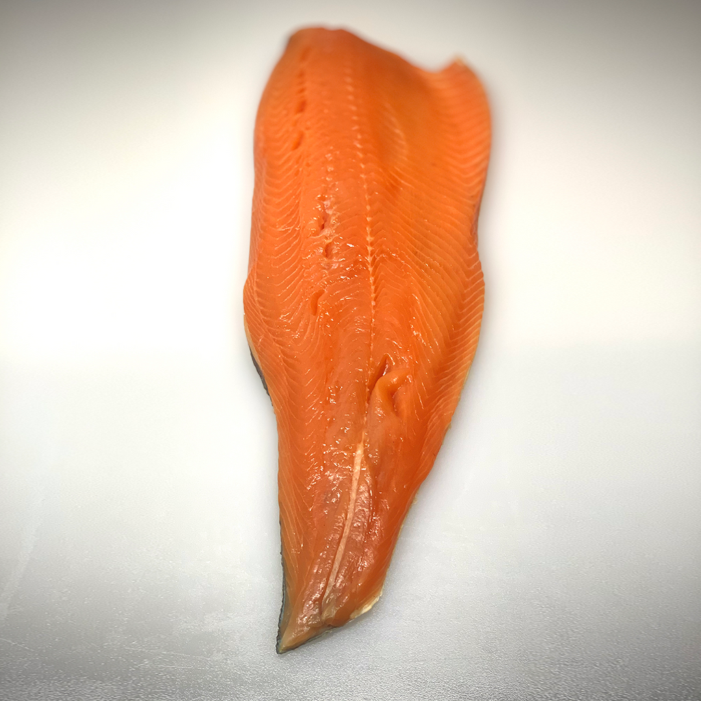 Cold smoked salmon (whole side)
