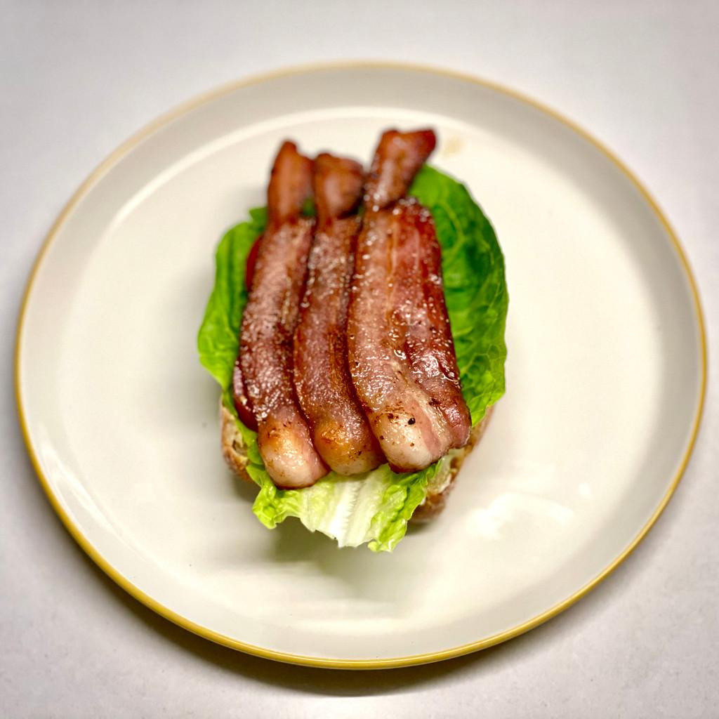 Smoked Streaky Bacon (200g)