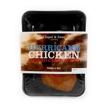 Hurricane chicken pack shot