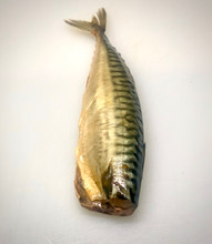 Whole Hot Smoked Mackerel