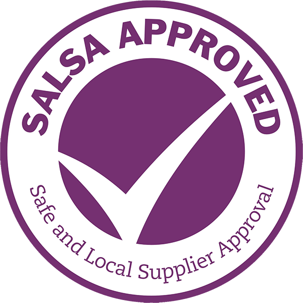 SALSA APPROVED Safe And Local Supplier Approval