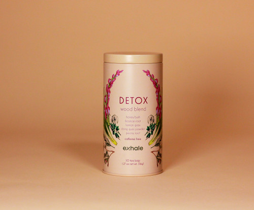 Exhale Tea - DETOX