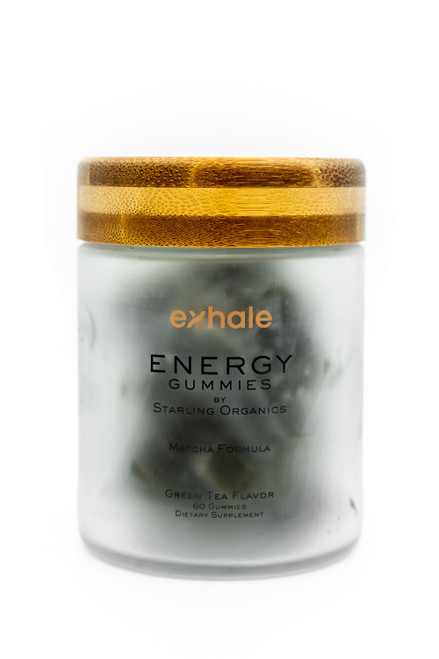 Exhale Gummies - ENERGY