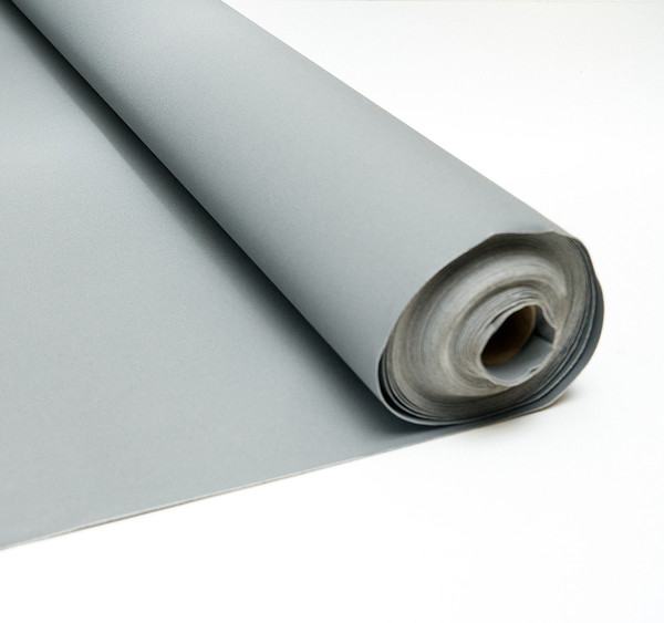 12oz Grey/Slate Canvas by the Meter - 2.05m Wide