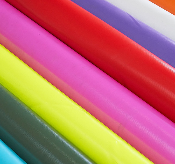 610gsm Strong PVC Material 2.05m Wide  - Colour Options