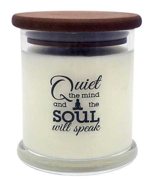 Meditation Wellbeing candle
