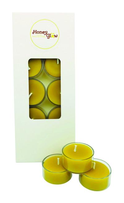 Beeswax Tealights