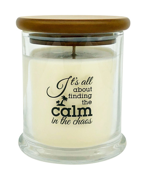 Calm Wellbeing Candle