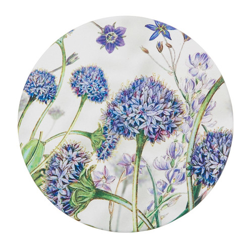 Brunonia Candle Plate