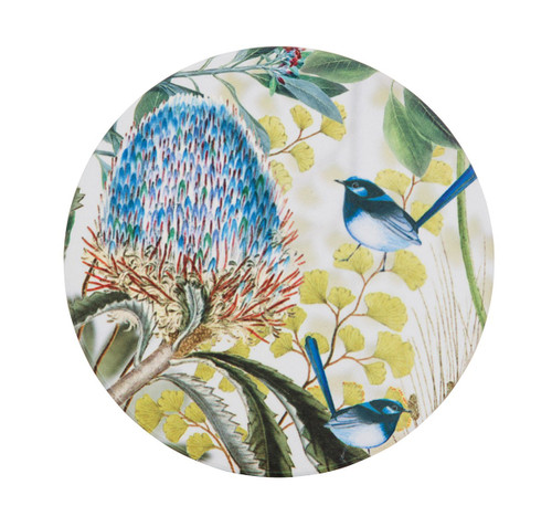 Banksia Candle Plate