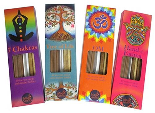 Magic Scents Spiritual Incense