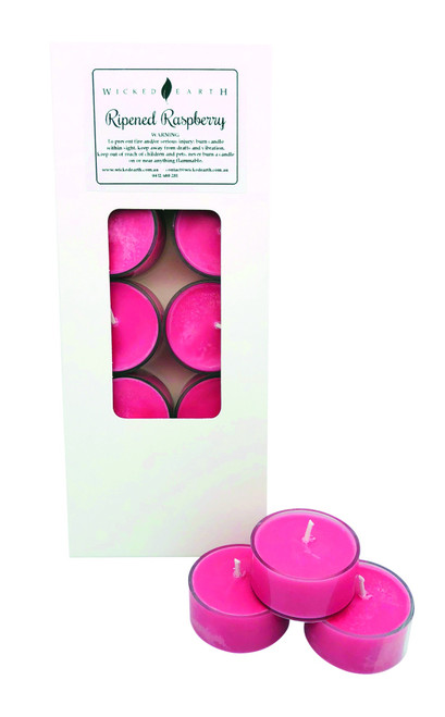 Scented Regular Tea Lights - Pack of 10