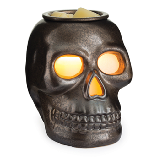 Skull Electric Melt Warmer