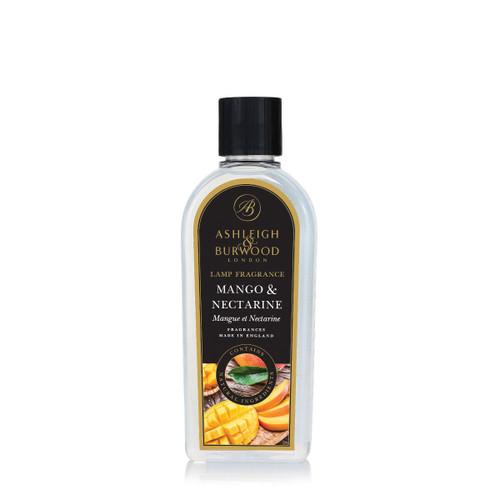 Mango & Nectarine Lamp Oil 250ml