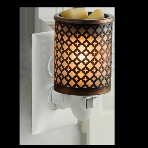 Moroccan Plug in Electric Melt Warmer