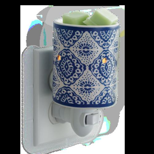 Indigo Plug In Electric Melt Warmer