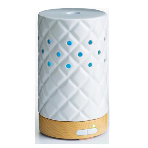Matte Diamond Ultrasonic Aroma Diffuser