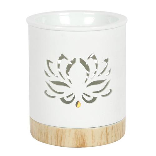 Ceramic Melt Burner - Lotus