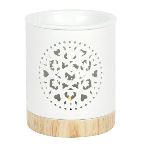 Ceramic Melt Burner - Mandala