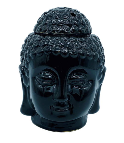 Buddha Head Melt Burner - Black