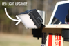 The best, most well-built cornhole scoreboard on the market. The West Georgia Cornhole ScoreMate features a large, easy to read scoreboard, cupholders, built in bottle opener, and an option LED Light for night time play.