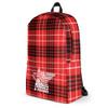 WGC Plaid - Backpack