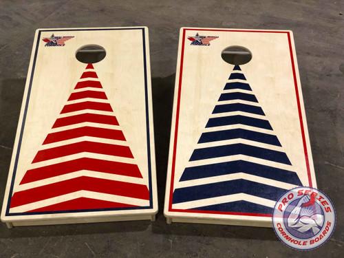 WGC Pro Series Tournament Grade Cornhole Boards