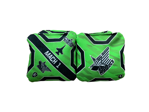 2021/2022 ACL Competitive Approved: Mach 1 Cornhole Bags (Set of 4)