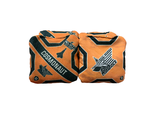 2021/2022 ACL Competitive Approved: Cosmonaut Cornhole Bags (Set of 4)