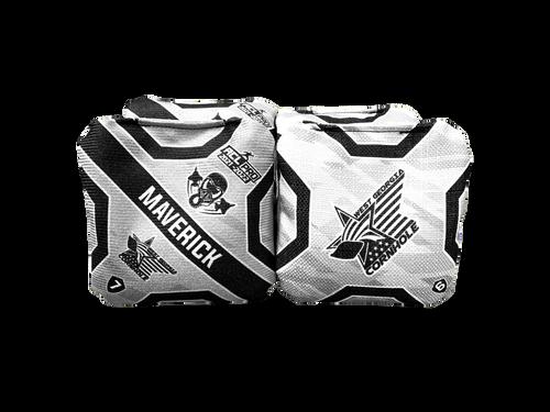 2021/2022 ACL PRO Approved: Maverick Cornhole Bags (Set of 4)