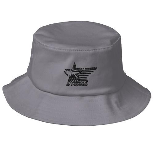 WGC Embroidered - Old School Bucket Hat